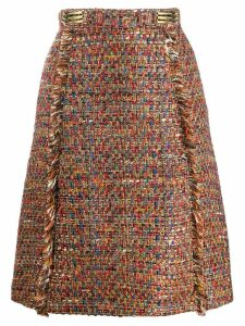 Etro tweed skirt - Black