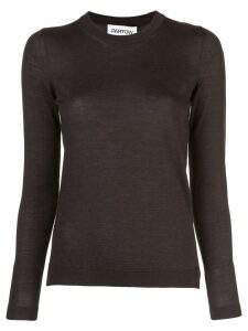 Partow knitted jumper - Brown
