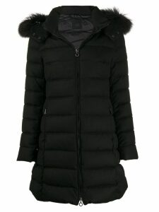 Tatras padded midi coat - Black