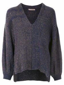 Cecilia Prado Irina sweater - Blue