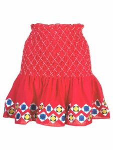 Alexis Solomon skirt - Red