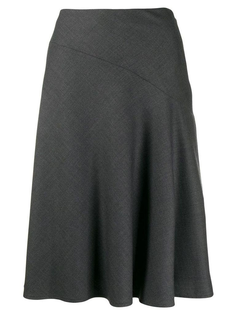 Maison Margiela A-line skirt - Grey