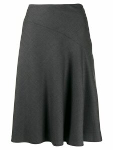 Maison Margiela A-line skirt - Grey