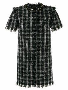 MSGM woven dress - Black