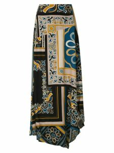 Martha Medeiros Lorain printed skirt - Multicolour