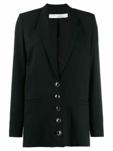 Iro Over blazer jacket - Black