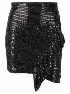 Iro sequined Lillie skirt - Black
