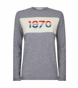 1970 Rainbow Sweater