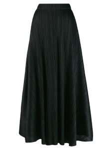 Pleats Please By Issey Miyake pleated skirt - Black
