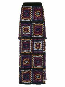 Cecilia Prado Fatima long skirt - Multicolour