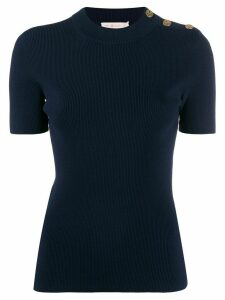 Tory Burch knitted top - Blue