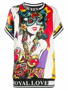 Dolce & Gabbana printed T-shirt - White