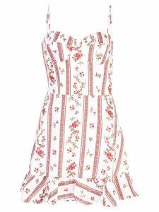 Reformation Mariana dress - White