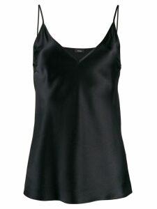 Joseph loose fit slip blouse - Black
