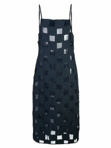 Onia mid-length summer dress - Blue