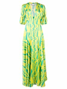 Alexis Zuella summer dress - Green