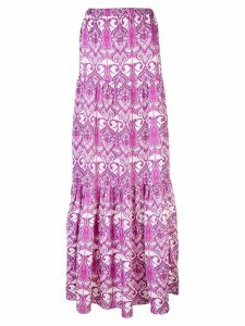Alexis Tailine full skirt - Purple
