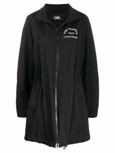 Karl Lagerfeld Rue St Guillaume jacket - Black