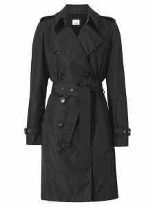 Burberry The Kensington Trench Coat - Black