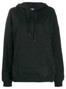 MSGM oversized hoodie - Black