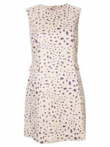 Bambah Fenn printed mini dress - Neutrals