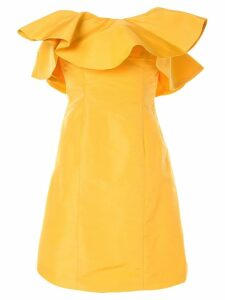 Bambah amarillo ruffle mini dress - Yellow
