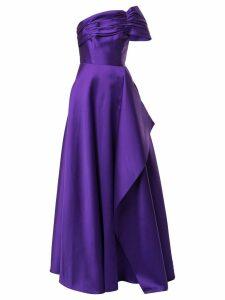 Bambah Royal gown - Purple
