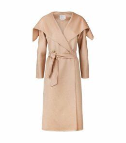 Gail Cashmere Coat