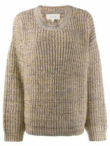 The Great. knitted jumper - Neutrals