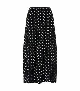 Georgia Polka Dot Skirt