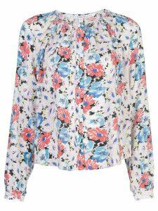 Veronica Beard printed blouse - Multicolour