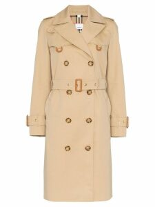 Burberry Islington double-breasted trench coat - Neutrals