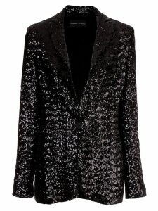 Fabiana Filippi sequined blazer - Black