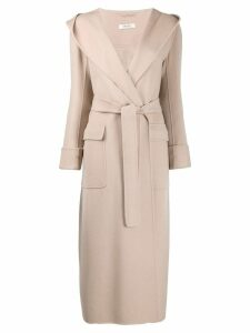 Max Mara classic trench coat - Brown
