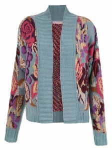 Cecilia Prado Fabiola coat - Multicolour