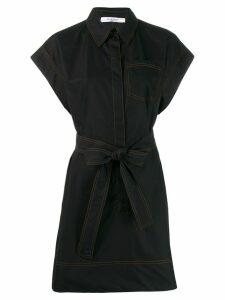 Givenchy short shirt dress - Black
