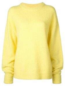 Tibi Airy jumper - Yellow