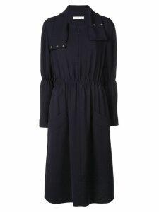 Tibi Esme mid-length dress - Blue