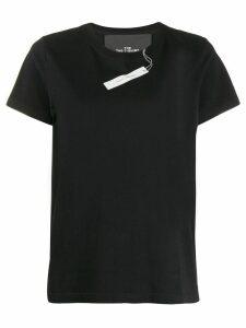 Marc Jacobs basic T-shirt - Black