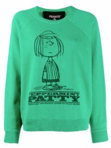 Marc Jacobs Peppermint Patty sweatshirt - Green
