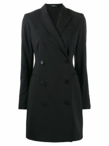 Theory tailored suit dress - Black