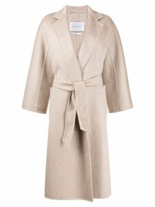 Max Mara robe coat - Neutrals