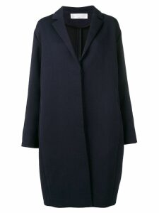 Victoria Victoria Beckham Bow back coat - Blue