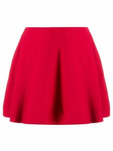 Valentino flared A-line skirt