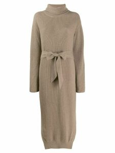 Nanushka Canaan dress - Neutrals