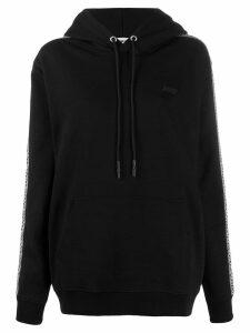 McQ Alexander McQueen logo hoodie - Black