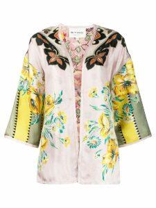 Etro printed lightweight jacket - Pink