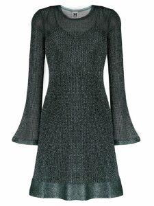 M Missoni glitter knit dress - Green