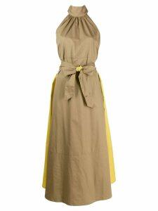 Jejia Anne Marie dress - Brown