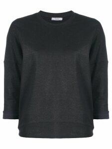Peserico 3/4 sleeve sweatshirt - Blue